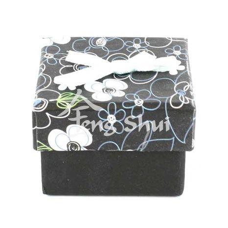Darčeková krabička čierna mini