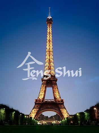 Fotografia - Eiffelova veža (plátno)