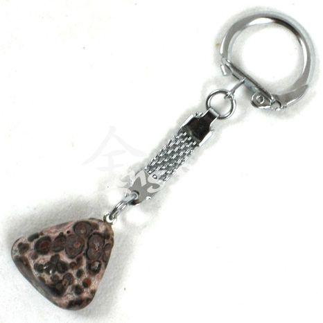Kľúčenka Jaspis leopardí