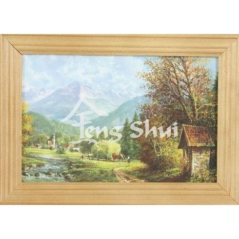 Obraz Krajinka v horách